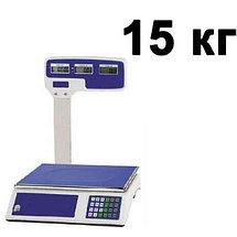 Весы настольные до 15 кг