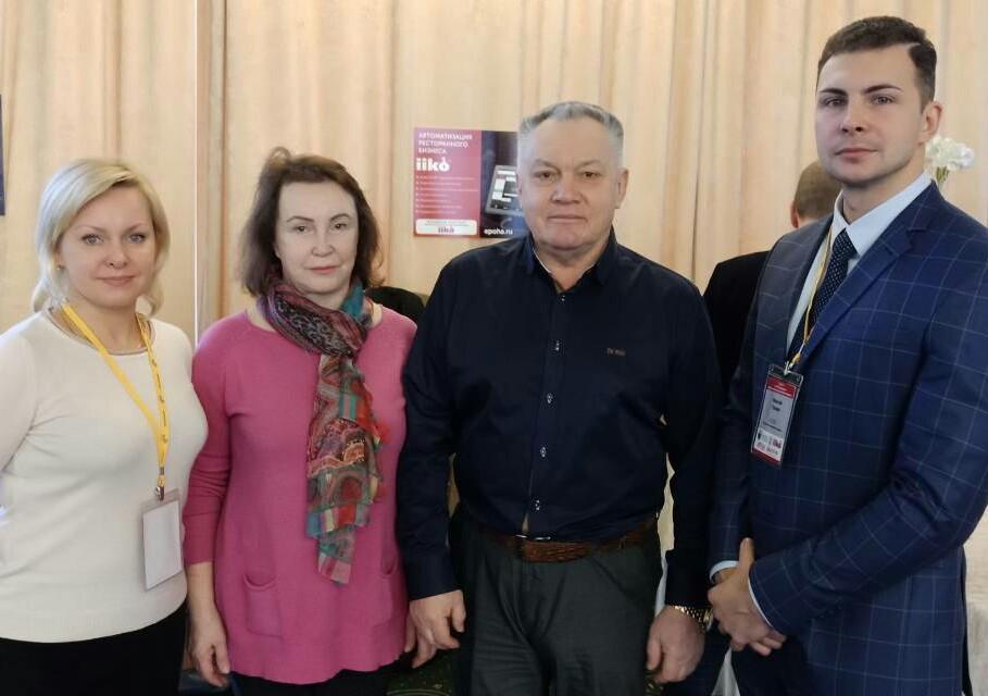 Встреча с московскими партнерами